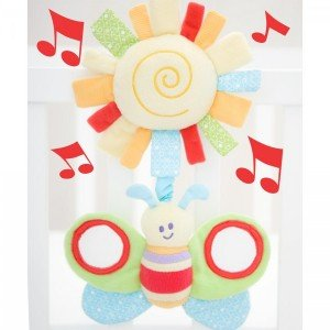 آویز تخت موزیکال کودک