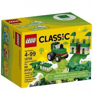 green creativity box lego 10708