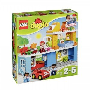 Family House lego 10835