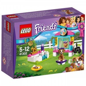 Puppy Pampering lego 41302