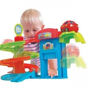 کارواش طبقاتی کودک playgo مدل 2808