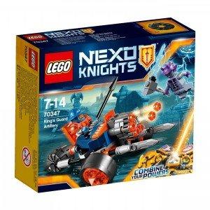 Knights Kings Guard Artillery lego 70347
