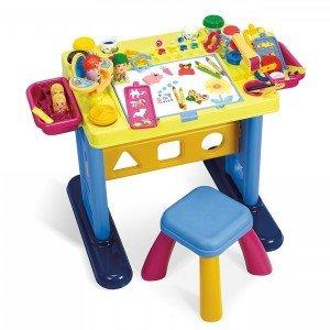 میز تحریر 50 تکه کودک playgo کد 7368