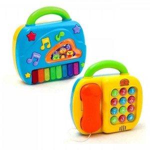 ارگ و تلفن playgo کد 2185