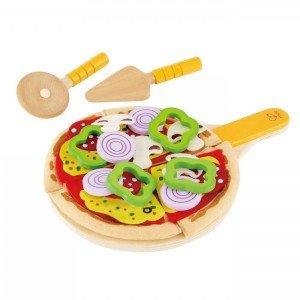 ست 31 تکه پیتزا چوبی  homemade pizza hape کد 3129