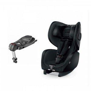 صندلی ماشین recaro مدل OPTIA رنگ Black