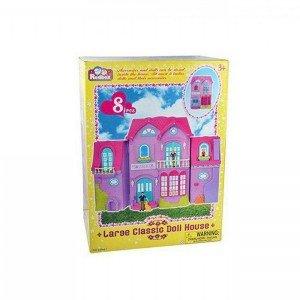 کلبه عروسکی 8 تکه برند redbox کد 229461