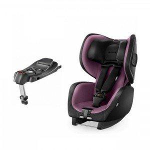 صندلی ماشین recaro مدل OPTIA رنگ Violet