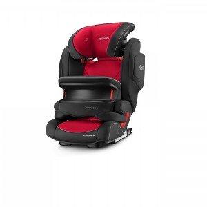 صندلی ماشین recaro مدل monza nova is رنگ Racing Red