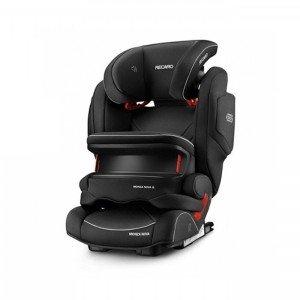 صندلی ماشین recaro مدل monza nova is رنگ Performance Black