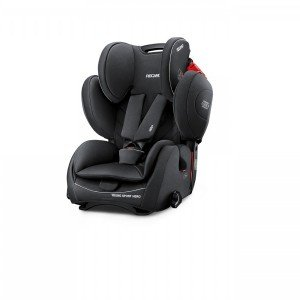 صندلی ماشین recaro مدل young sport hero رنگ  Performance Black