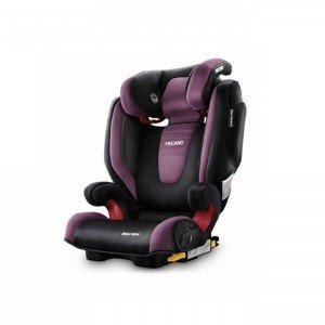 صندلی ماشین recaro مدل monza nova2 seatfix رنگ Violet