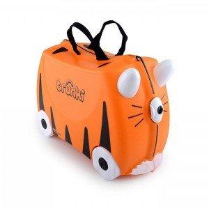 ترانکی ببر نارنجی Tipu Tiger trunki کد 10085