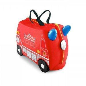 ترانکی ماشین آتش نشانی Frank the Fire Truck Trunki كد 102541
