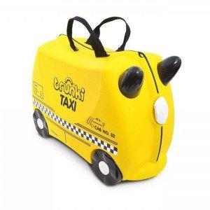 چمدان ترانکی طرح تاکسی مدل 10263
