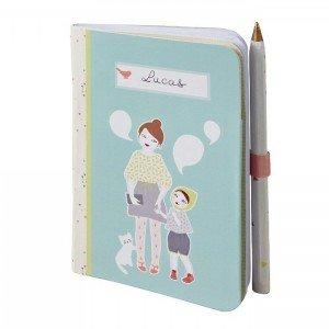 دفتر خاطرات کودک My Funny Words Notebook كد 34120176