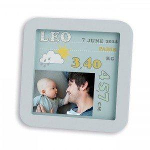 قاب عكس کودک Baby Art مدل My Birth Date كد 34120143