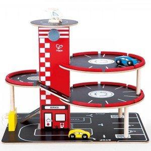 پارکینگ طبقاتی کودک RaceAround Parking Garage hape 3022