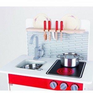 آشپزخانه چوبی کودک hape کد 3144 بهترین هدیه برای کودکان