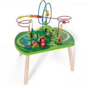 میز بازی کودک Jungle Play & Train Table hape کد3801