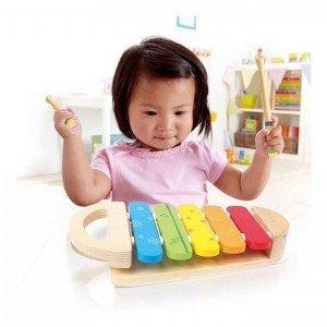 rainbow xylophone hape 0302
