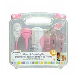 ست بهداشتی  سامسونتی صورتی Summer Infant Health and Grooming Kit  کد 14444