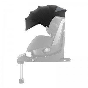 سایبان صندلی ماشین ریکارو مدل canopy zero1 رنگ Carbon Black