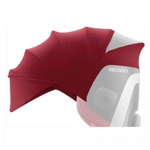 سایبان کالسکه ریکارو مدل canopy zero1 recaroرنگ Indy Red