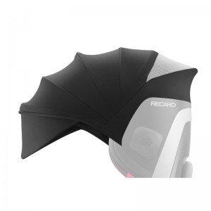 سایبان کالسکه ریکارو مدل canopy zero1 recaroرنگ Performance Black