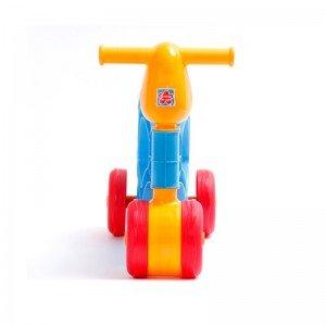 سه چرخه پدالی دوحالته Cycle Trike grow'n up  كد 1013