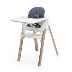 ست کامل صندلی و صندلی غذای stokke steps