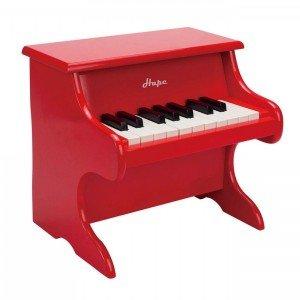 رنگ جذاب پیانو چوبی کودک playful piano hape 0318