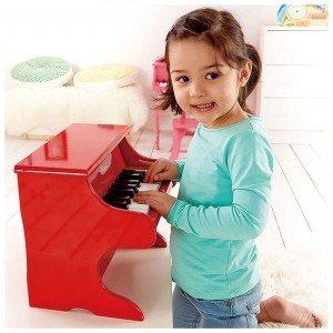 پیانو چوبی کودک  hape 0318