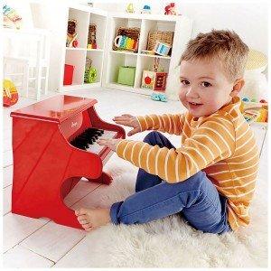 خرید پیانو چوبی کودک  hape 0318 بهترین هدیه برای کودکان