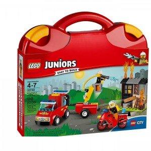 لگو Fire Patrol Suitcase lego 10740