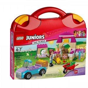 لگو Mia's Farm Suitcase lego 10746