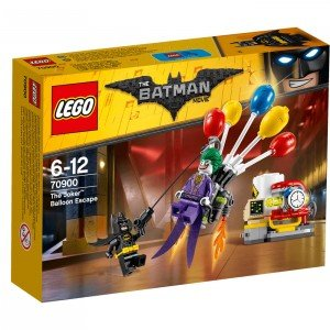 لگو The Joker™ Balloon Escape Lego 70900
