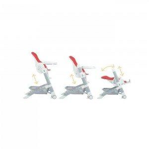 صندلی غذا Be Cool  مدل  trona breakfast338 رنگ RED687