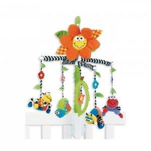 آویز تخت کودک آفتابگردان موزیکال playgro کد 111897