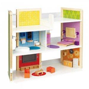 خانه چوبی کودک DIY Dream House hape 3403
