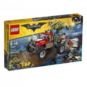 لگو سري Batman مدل Killer Croc Tail Gator 70907