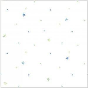 کاغذ دیواری انگلیسی اتاق کودک - تاینی تاتز  G45140 tiny tots