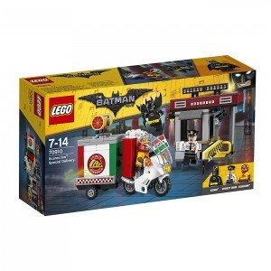لگو سري Batman مدل Scarecrow Special Delivery 70910