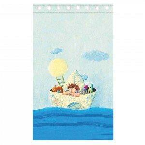 پرده اتاق کودک saint clair قایق کد 115084