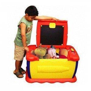طراحی زیبا و جذاب باکس اسباب بازی