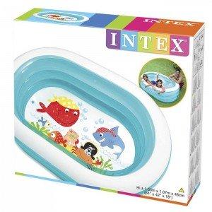 استخر کودک Intex طرح ستاره کد 56440