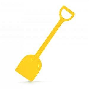 بیل شن بازی زرد رنگ بزرگ Sand Shovel, Yellow hapeکد 4005