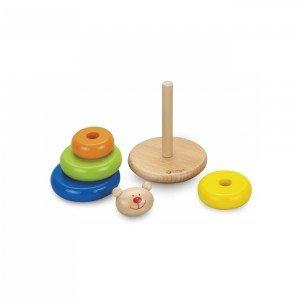 حلقه هوش چوبی خرس