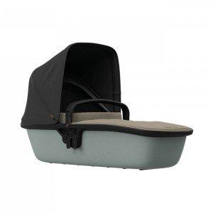 سبد حمل نوزاد Quinny Zapp Lux carrycot black on graphite