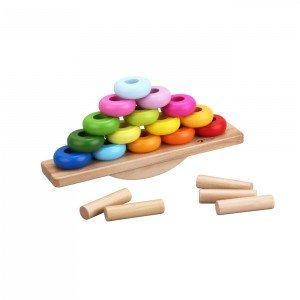 جورچین و بازی تعادل Classic World مدل Balance Stacking Game 3537